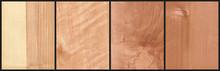 Wood Texture Pack Wooden Backgrounds Ash Oak Cherry Alder With Knots Grain
