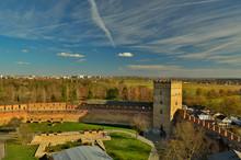 Lutsk Castle Or Lubart's Castl...