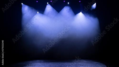 Stage Lights Fototapet
