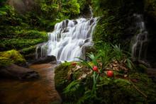 Unseen Man Daeng Water Fall In...