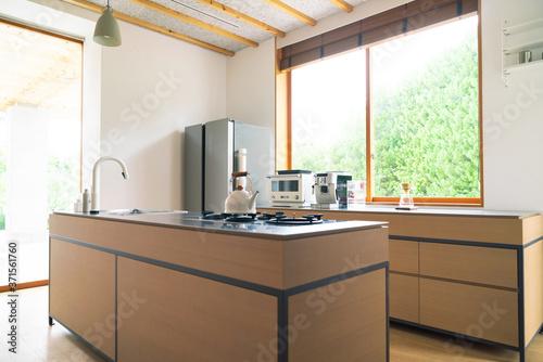 Photo 無人のキッチン 住宅イメージ