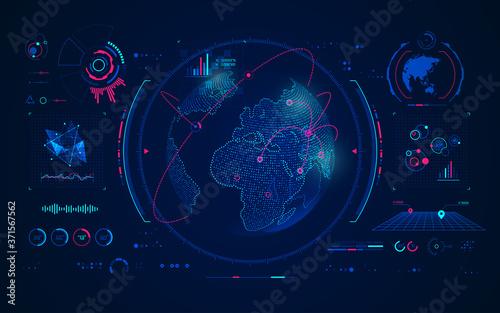 Valokuva Global Network