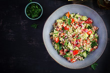 Tabbouleh Salad. Traditional M...