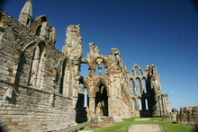 Whitby Abbey, North Cliff Whit...