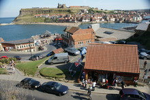 Whitby, Yorkshire Seaside Town...