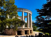 Mausoleo De La Primera Guerra ...