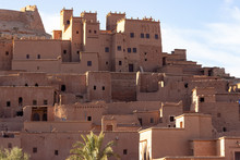 Ait Ben Haddou Ksar Morocco, Ancient Fortress That Is A Unesco Heritage Site