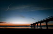 Stunning Sunrise Horizon In Br...