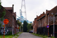 Doel Ghost Town