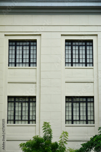 National museum of Anthropology facade in Manila, Philippines Wallpaper Mural