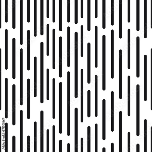 Tapeta czarno biała  seamless-pattern-of-lines-modern-black-and-white-vertical-stripe-line-abstract-background-vector-illustration