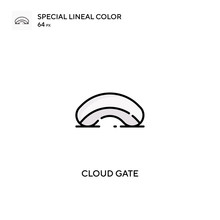 Cloud Gate Special Lineal Colo...