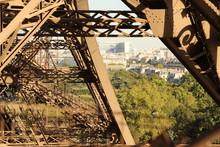 Partie De La Tour Eiffel