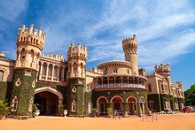 Bangalore Palace In Bangalore,...