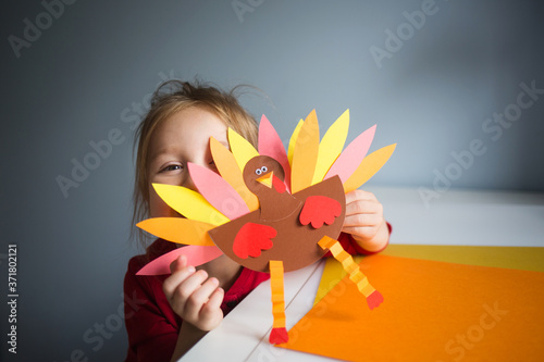 Photo paper craft for kids