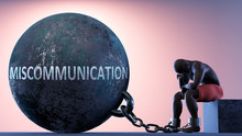 Miscommunication As A Heavy We...