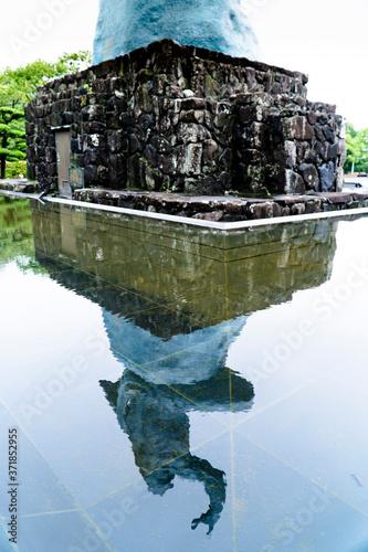 Fototapeta 平和祈念像