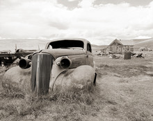 1937 Chevy, Lights Out, Bodie