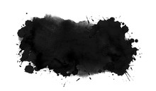 Black Ink Background With Free...