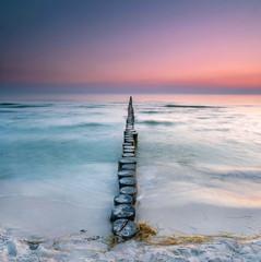 Fototapeta Do salonu Natur am Meer