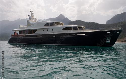 Fotografie, Obraz Luxury Motorboat