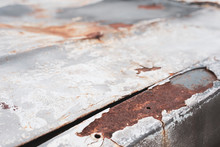 Rust With Cars, Detailing Old Cars With Rust,car Body Scratched