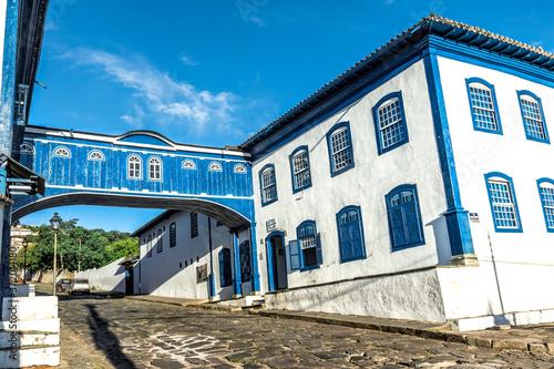 Casa da Gloria, Diamantina, Minas Gerais, Brazil Canvas Print