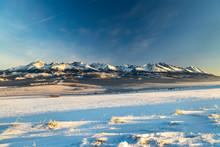Hight Tatras (Vysoke Tatry) In...
