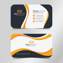 Modern Business Card Template....