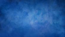Blue Mottled Background Textur...