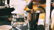 Measure The Coffee Bean Roaste...