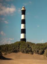 Claromeco Lighthouse. Accident...