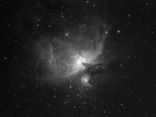 M42 Orion Nebula Astronomy