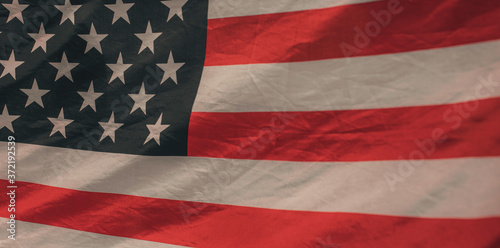 United States of America flag Fototapeta