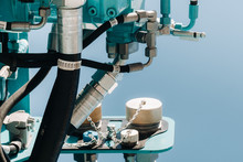 Hydrostatic Crane Engine.The C...