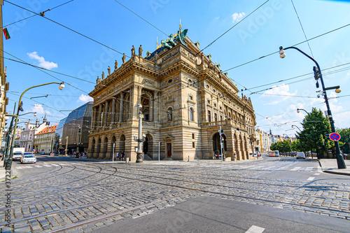 Foto Teatro dell'Opera di Praga, teatro nazionale