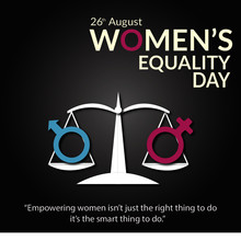 26 August, Women's Equality Da...