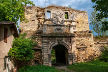 Medieval Entrance Tower Of Che...