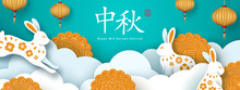 White Rabbits And Mooncakes In...
