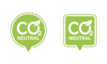 CO2 Neutral Green Stamp (net Z...