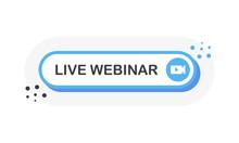 Web Banner With Live Webinar B...