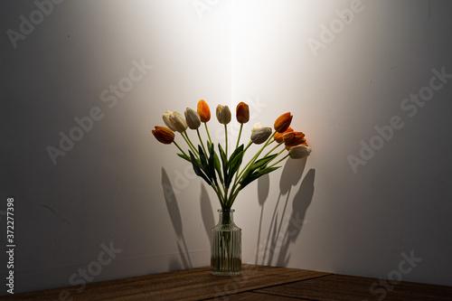 Obraz na płótnie 꽃