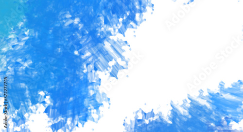 Brushed Painted Abstract Background. Brush stroked painting. Artistic vibrant and colorful wallpaper.