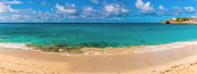 A View Across Maho Beach Besid...