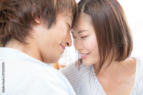 Canvastavla 寄り添うカップル