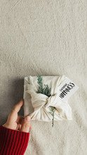 Reusable Gift Wrapping: Hand H...