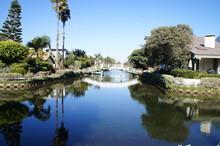 Venice Canal, California