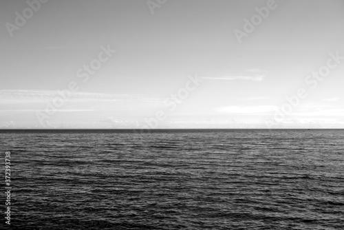 Obraz na plátně Sea by day.