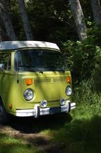 1970s Camper Van