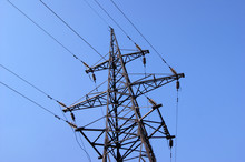 Electricity Pylon, Electrical ...